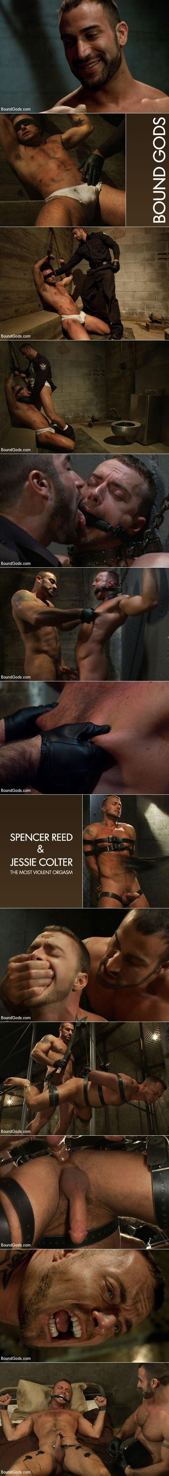 The most violent orgasm